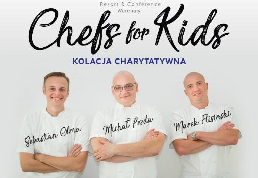 Chefs for Kids – charytatywnie dla dzieci!