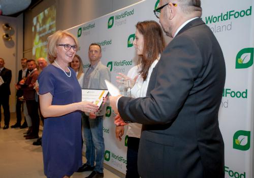 Ekologiczny ocet cydrowy OCTIM ze Złotym Medalem Targów World Food Warsaw!
