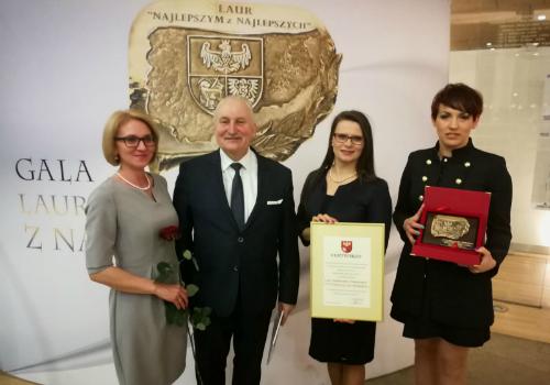 OCTIM z nagrodą Laur Najlepszym z Najlepszych!