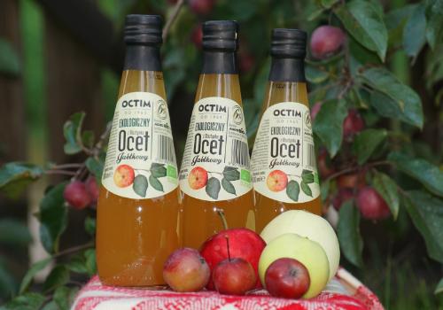 Zdrowie prosto z jabłka – ocet jabłkowy ekologiczny
