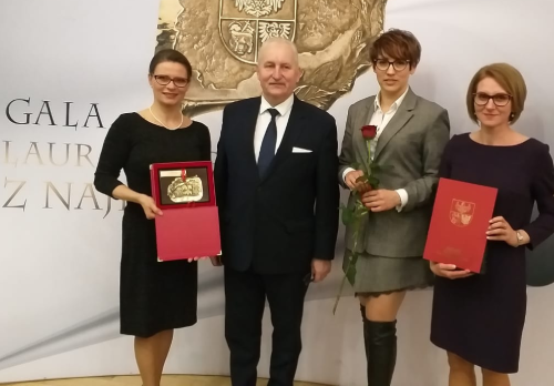 """Octim uhonorowany laurem """"Najlepszym z Najlepszych"""""""