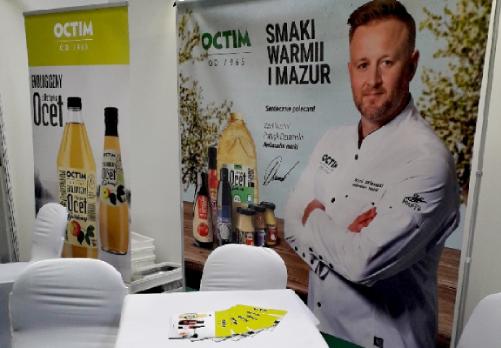 Octim zaostrzał apetyt gości podczas EuroGastro 2019
