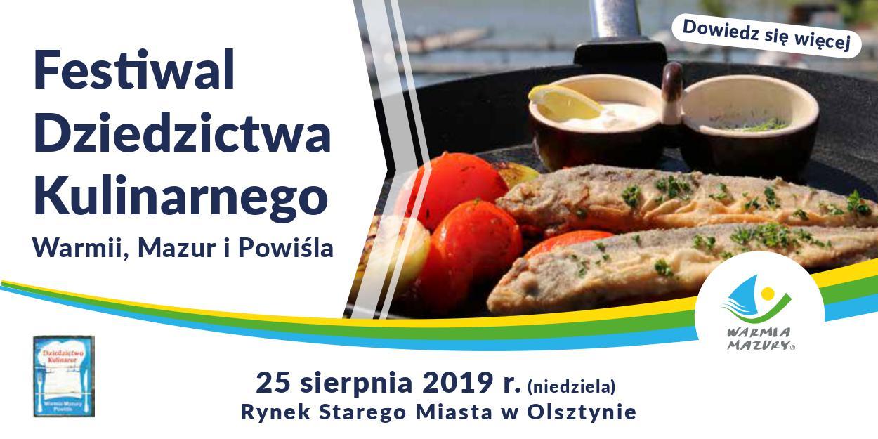 Octim pojawi się na Festiwalu Dziedzictwa Kulinarnego Warmii, Mazur i Powiśla